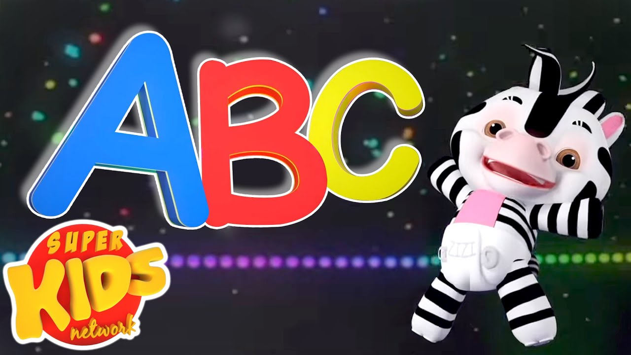 ABC Hip Hop Song | Alphabet Song for Kids + More Nursery Rhymes & Baby Songs