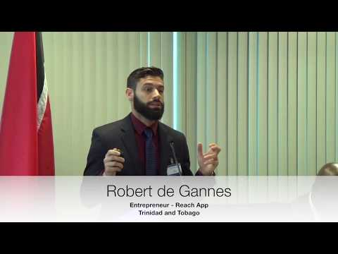 Caribbean Fintech 2017 - Presentation by Robert de Gannes - E-commerce international options