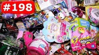 Random Blind Bag Box Episode #198 - Grossery Gang, Shopkins Plush, Num Noms, Christmas Shopkins