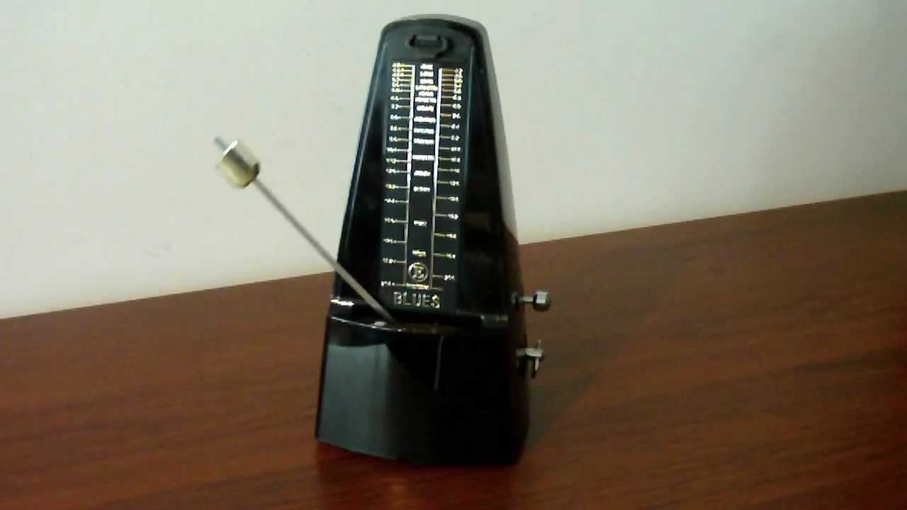 How A Metronome Works Is You Can Make With The 555 Timer Mechanical Wind Up Working Youtube