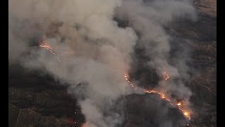 Apple Fire Grows To Over 20,000 Acres: Http://4.nbcla.com/X6WNqlJ