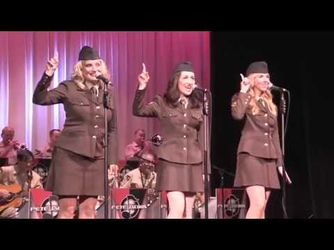 Boogie Woogie Bugle Boy - Wartime Radio Revue