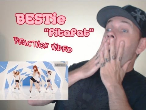 BESTie (베스티) - Pitapat (두근두근) Kpop MV Reaction (뮤직비디오)(리액션) Grissle Edition