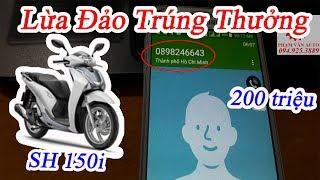 Cảnh Báo Lừa Đảo Trúng Thưởng Tri Ân Khách Hàng Facebook | Phạm Văn auto