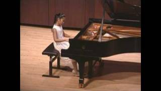 Tiffany Poon (10) - Bach Italian Concerto 1st movement