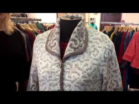 1 Пальто Вязание крючком для начинающих Crochet coat