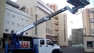 Автогидроподъемник Газон Next (випо-18-01-С42) 18 метров