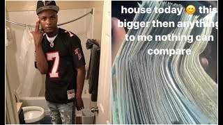 Meek Mill Artist Yung Ro Buys His Mom A New House Takes Jabs At Blueface