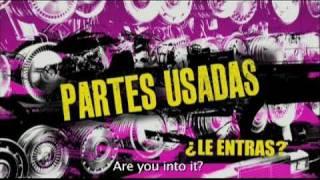 Partes Usadas / Used Parts