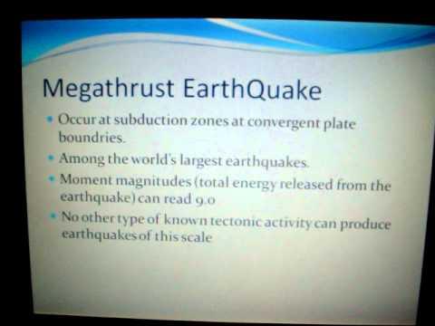 Indian Ocean Earthquake/Tsunami 2004