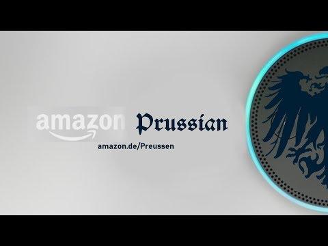Amazon Prussian