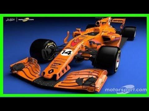 Breaking News   What a papaya orange 2018 mclaren f1 vehicle may want to seem like