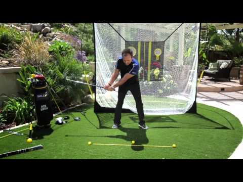 Golf Swing Mechanics: Mini-Swing