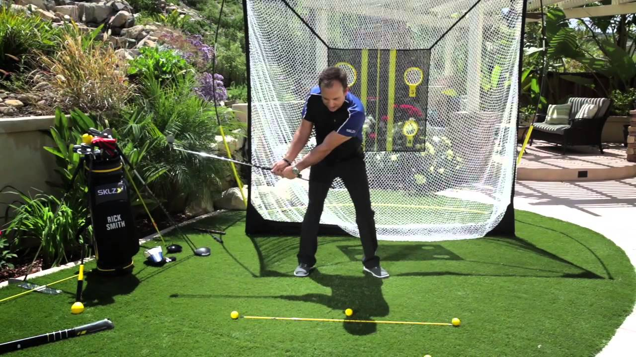 Golf Swing Mechanics: Golf Swing Mechanics: Mini-Swing