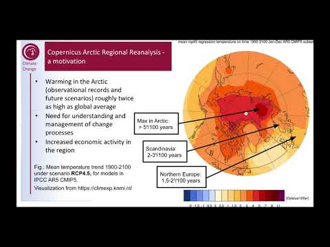 User workshop on Copernicus regional reanalysis for Europe and the European Arctic - 24/09/2020