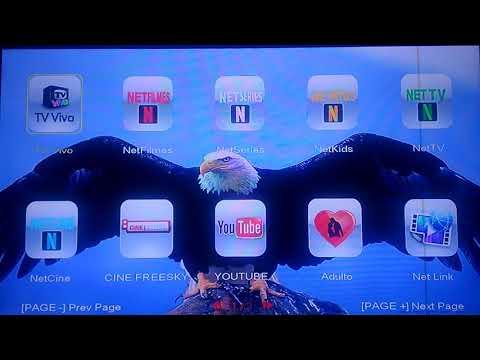 #FREESKY F1 STATUS - IKS/SKS + IPTV/VOD