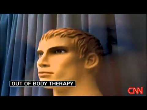 The Body swap illusion featured on CNN July 9, 2009