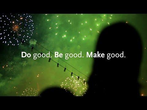 How We Do Good
