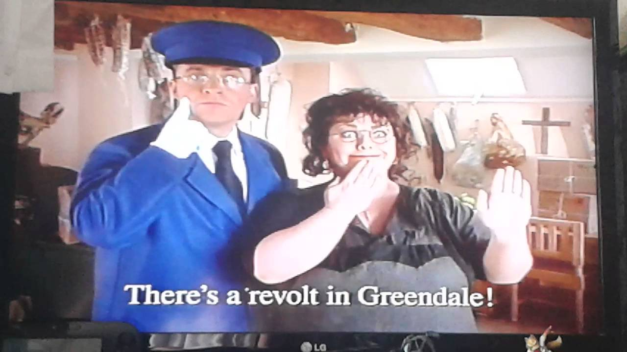 Harry Enfield and chums 1997 il postino pat - YouTube