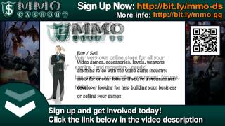 Make Money With Online Games & MMO Cash Out