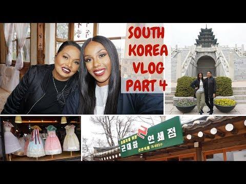South Korea Vlog Pt  4   National Folk Museum of Korea