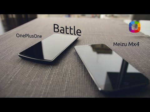 58. Meizu Mx4 vs. OnePlus One (battle) review în Română