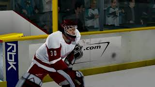NHL 2K6 (Xbox 360) Red Wings vs Sharks