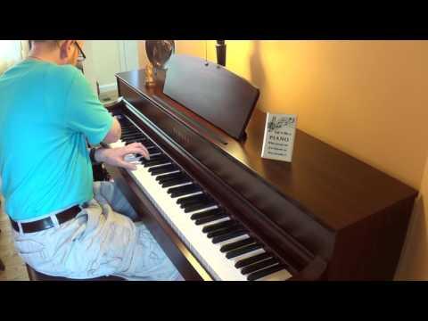 O Sona Tere Liye Piano Cover (Composer - AR Rahman, Film - MOM)