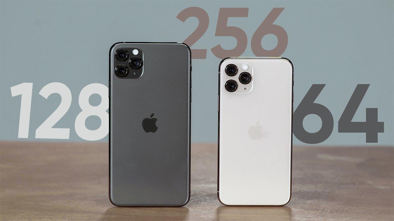 Download Năm 2020 nên mua iPhone dung lượng 64G hay 128G hoặc cao hơn ?