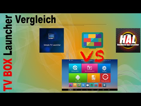 Android TV Launcher check