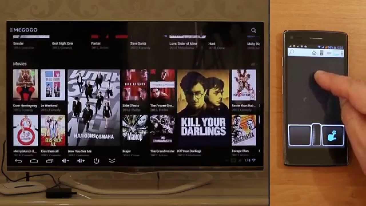 APP][FREE] Handy Smart TV launcher - FreakTab
