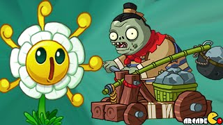 Plants Vs Zombies All Stars: New Plants Zombies Viking World Showdown!