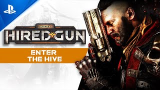 Necromunda: Hired Gun - Enter the Hive Trailer | PS5, PS4