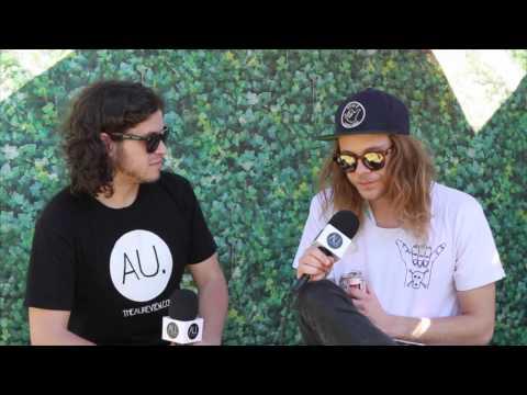 Yahtzel: Interview at Listen Out - Sydney, Australia (2014)
