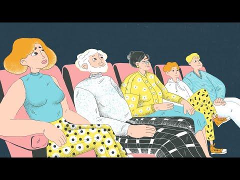 """Кинофестиваль """"Blick'20: Горизонты возраста"""""""