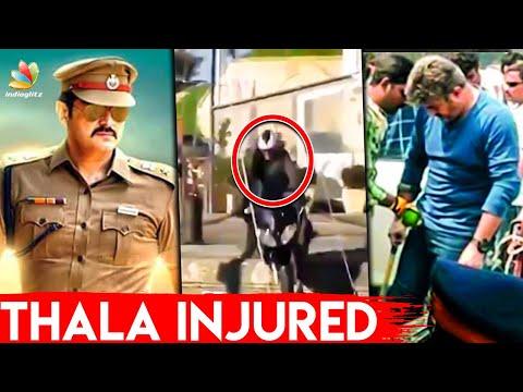 Valimai படப்பிடிப்பில் அஜித்திற்கு காயம் | Ajith Injured, H Vinoth, Bonny Kapoor | Tamil News