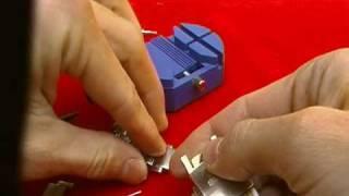 ajuste de correa o brazalete de reloj con pasador con chaveta(, 2010-05-07T23:29:04.000Z)