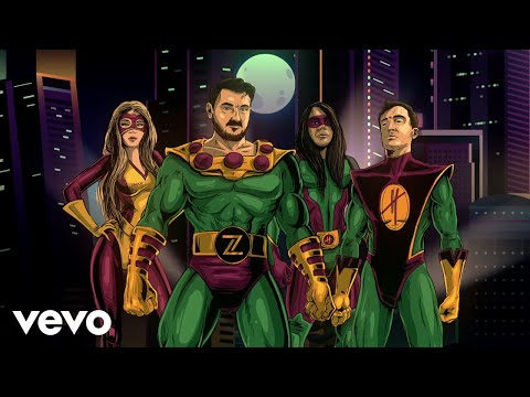 LIZOT x Hyperclap x LUNAX - Superhero