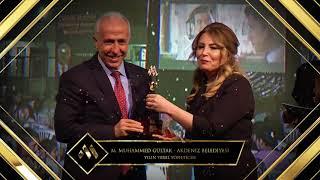 2019 Yılın Yerel Yöneticisi - Muhammed Mustafa Gültak - Akdeniz Belediye Başkanı