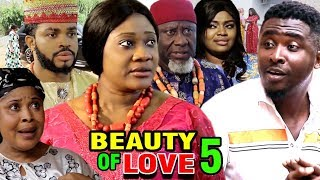 THE BEAUTY OF LOVE SEASON 5 (New Hit Movie) - Mercy Johnson 2020 Latest Nigerian Full HD