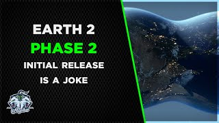 I will now talk about Earth 2 and it's Phase 2 release as well as ShillTubers for over 26 minutes