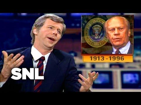 Tom Brokaw Pre-Tapes - Saturday Night Live