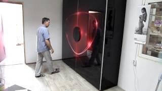 видео Механизмы для раздвижных дверей шкафов купе: фото, особенности установки