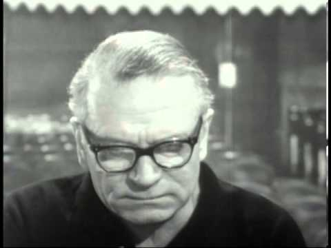 Sir Laurence Olivier : Great Acting 1966 Interview with Kenneth Tynan (2/5)