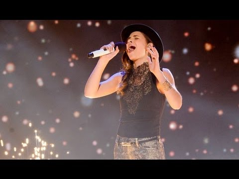 "Carly Rose Sonenclar ""Your Song"" - Live Week 7: Semifinal - The X Factor USA 2012"