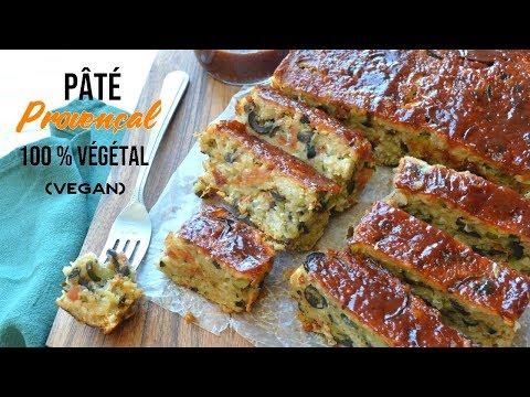 vegan-|-pâté-provençal-100%-végétal-|-vegan-meatloaf-[cc]