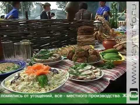 Суджанский район Курская область отметил 88 летие
