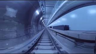 Crossrail railway systems: 360° journey through Whitechapel station thumbnail