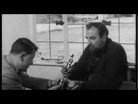 BEN-HUR Oscar Winner HUGH GRIFFITH'S OSCAR!