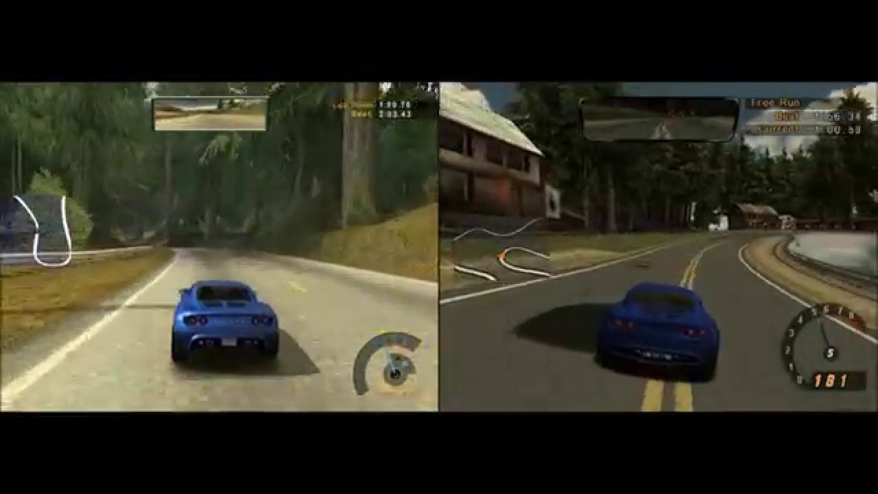Nfs Hot Pursuit 2 Pc Vs Ps2 Pcsx2 Settings For Best Emulation Youtube